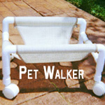 Make your Own Disabled Pet Walker